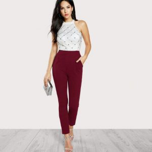 All You Need Jumpsuit Chic Lina