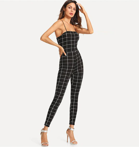 Keep You Wild Jumpsuit Chic Lina