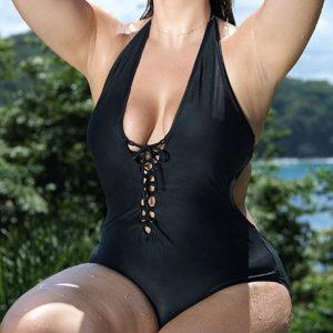 Balmy Breezes Swimsuit Chic Lina