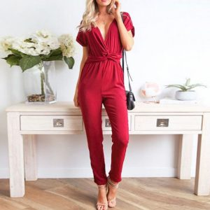 Ever Glow Jumpsuit Chic Lina