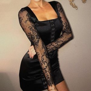 Viola Sexy Dress Chic Lina