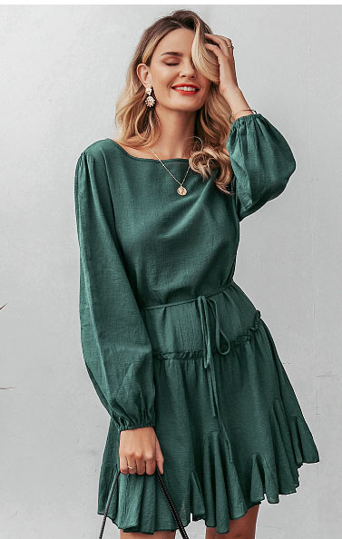 Daniela Loose Dress Chic Lina