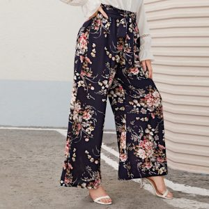 Aria Wide Pants Chic Lina