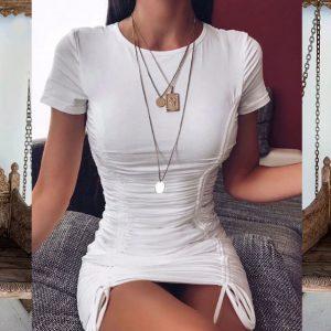 Ariana Sexy Dress Chic Lina