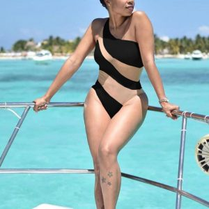 Rachel Mesh Bodysuit Chic Lina
