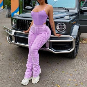 Violeta stacked leggings Chic Lina