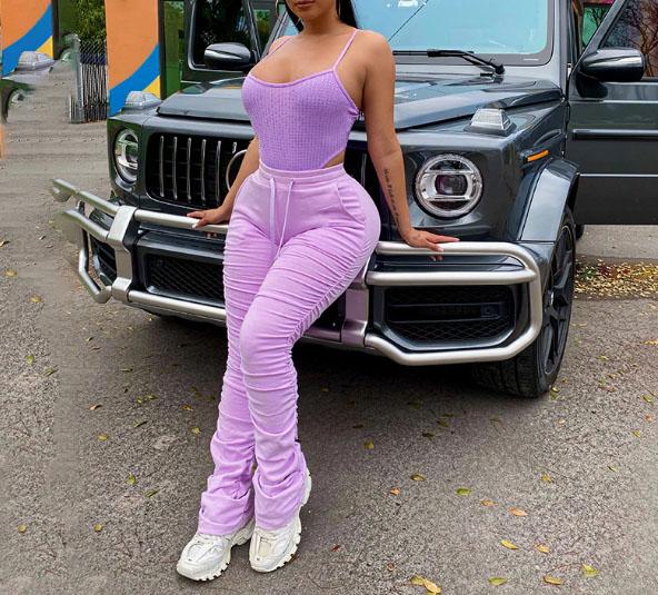 Violeta stacked leggings Chic Lina