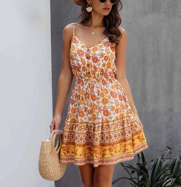 Zuri Dress Chic Lina
