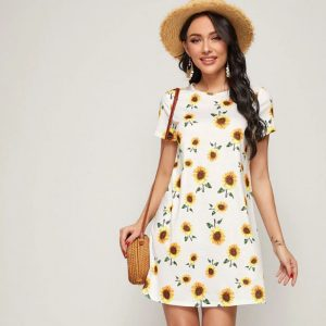 Celeste Tee Dress Chic Lina